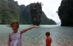 Phang Nga Bay tour to James Bond Island