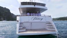 MY Victory Crew - Luxury Yacht Charter Phuket