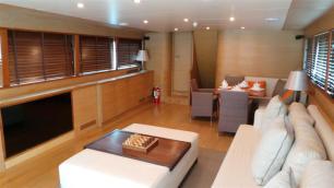 MY Victory Salon - Luxury Yacht Charter Phuket