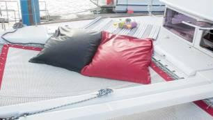 Phuket Boat Charter - SY Olivia Sundeck