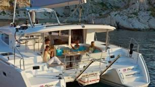 Phuket Boat Charter - SY Olivia AfterDeck