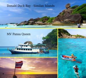 Similan Islands Snorkeling Overnight Tours