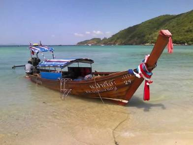 Longtail Boat - Easy Day Thailand