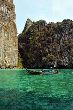 Phi Phi Leh lagune
