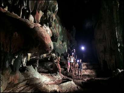Phang Nga Bay Caves & Sea Canoe - Höhlen Wanderung