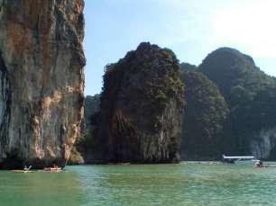 Phuket Tours Phang Nga Bay Caves - Koh Panak