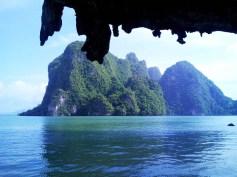 Phang Nga Bay Caves & Sea Canoe Tour - Views