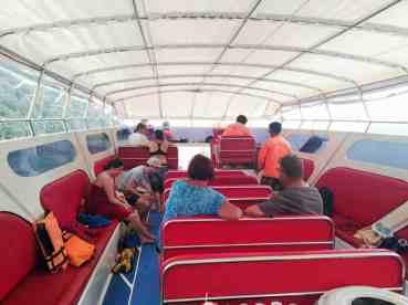 Surin Islands Overnight