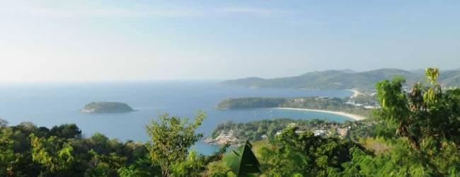 Kata Beach Aussichtspunkt