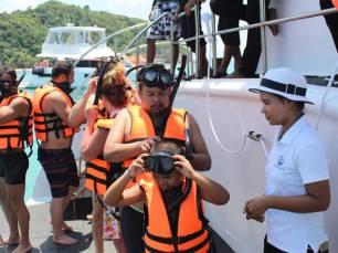 Phuket Island Hopping Cruise - Get ready