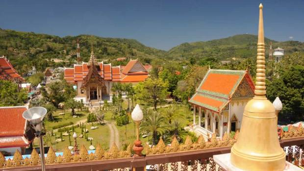 Wat Chalong - Phuket Sightseeing