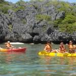 Samui Kayaking - Family Fun