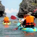 Samui Kayaking at Ang Thong