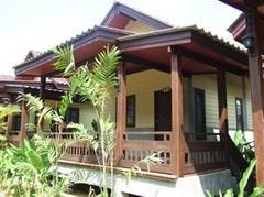 See Through Boutique Resort on Koh Phangan, Thailand