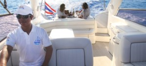 "Samui Private Yacht ""Clear Sky"" gebucht mit Easy Day Samui"