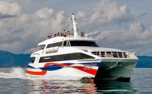 Lomprayah - Trasferimento in traghetto a Koh Samui