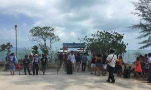 Ferry Piers on Samui Island - Maenam Pier