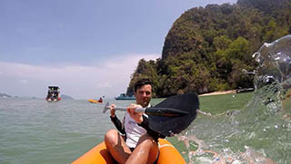 Krabi Activities - Krabi Kayaking