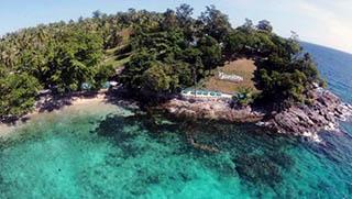 Phuket Hotels - Ban Raya Resort Racha Yai