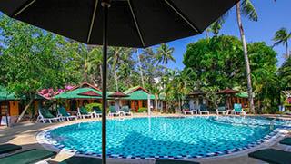 Phuket Hotels - Eden Bungalows Patong