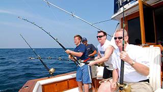 Phuket Activities - Game Fishing Phuket Tours