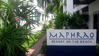 Phuket Hotels - Maphrao Beach Resort Kamala