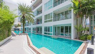 Phuket Hotels - The Palms Kamala