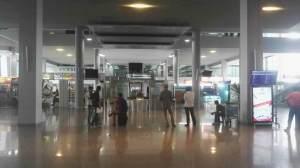 Krabi Airport - Arrival Hall