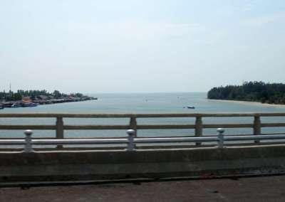 View from Lanta Bridge