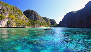 Thailand Tours - Phi Phi Island Tours