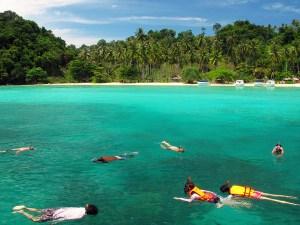 Koh Lanta Phi Phi Tour Snorkeling