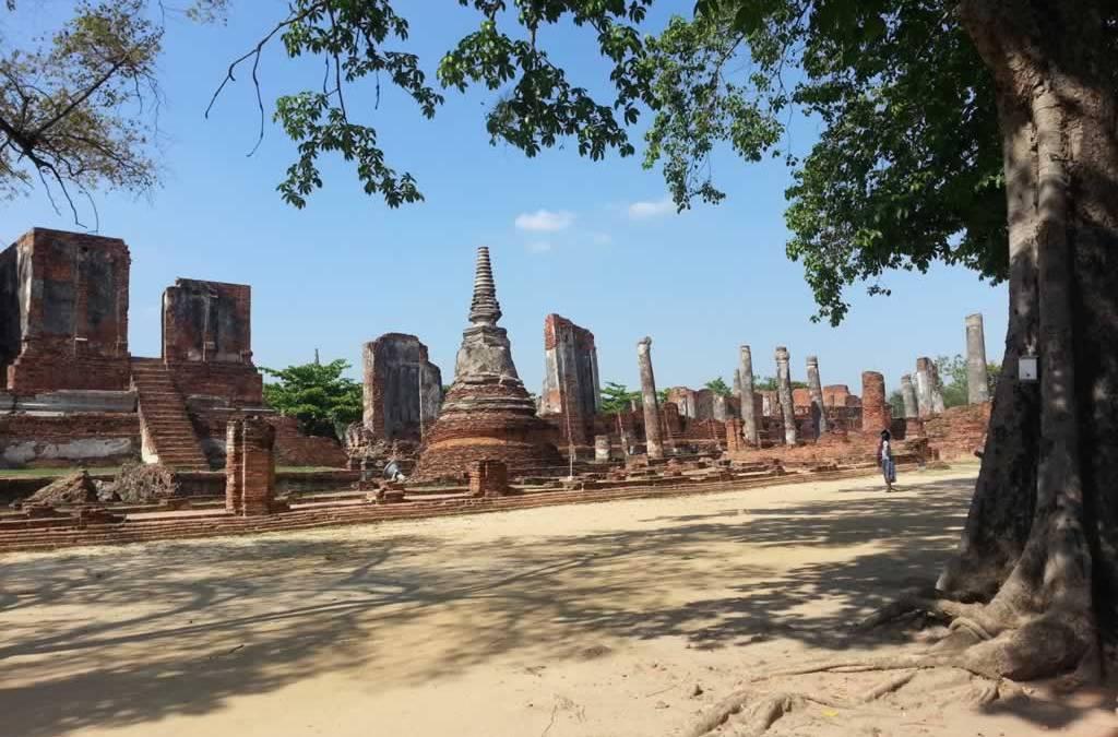 Discover Ayutthaya