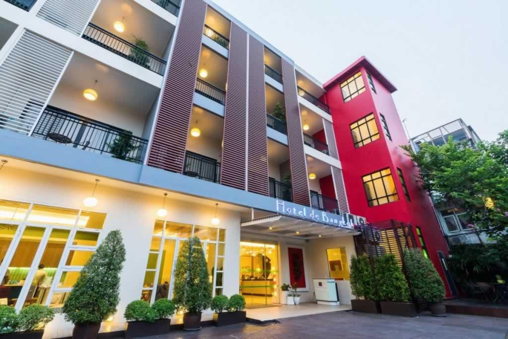 Thb Jazzotel Hotel Bangkok In Bangkok