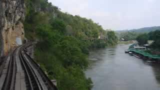Kanchanaburi The Death Railway