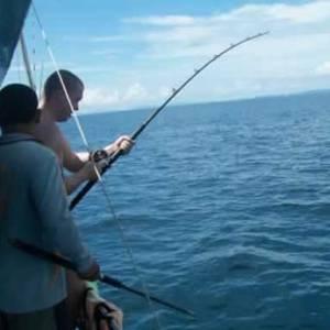 Krabi Fishing Tours - Fishing