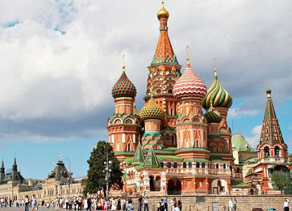 Russia Considers Offering e-Visa to Indian Tourists