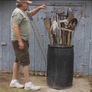 """Garden Tools How To Store And Organize """"Just Tooling Around"""" Blog"""