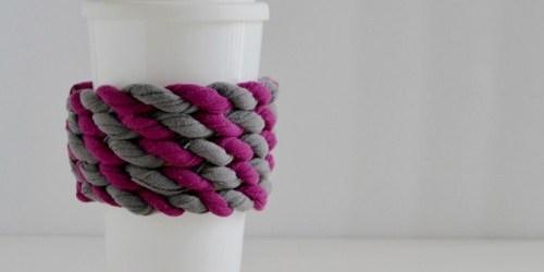 Easy DIY Cup Cozy