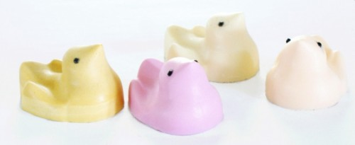 Easter Peeps Soap DIY Ideas