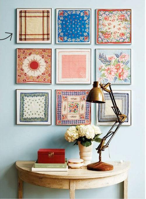 DIY handkerchief table Plans