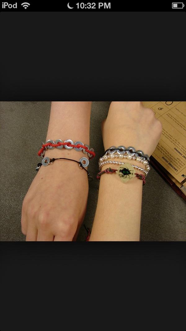 Unique DIY bracelet Ideas