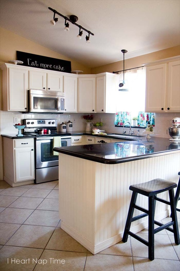 Awesome diy kitchen remodeling designs easy diy and crafts for Inexpensive kitchen renovations