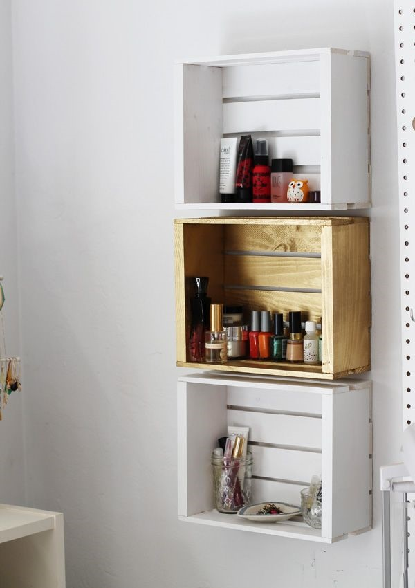Modern DIY shelving projects