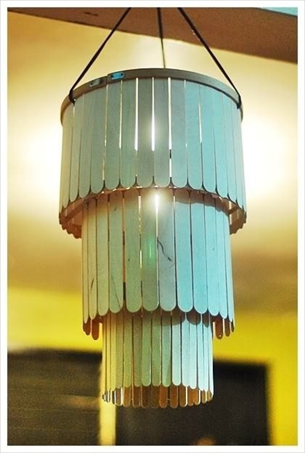 How to make lamps at home