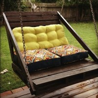 Forklift Furniture 10 Diy Projects For Used Wooden Pallets ...