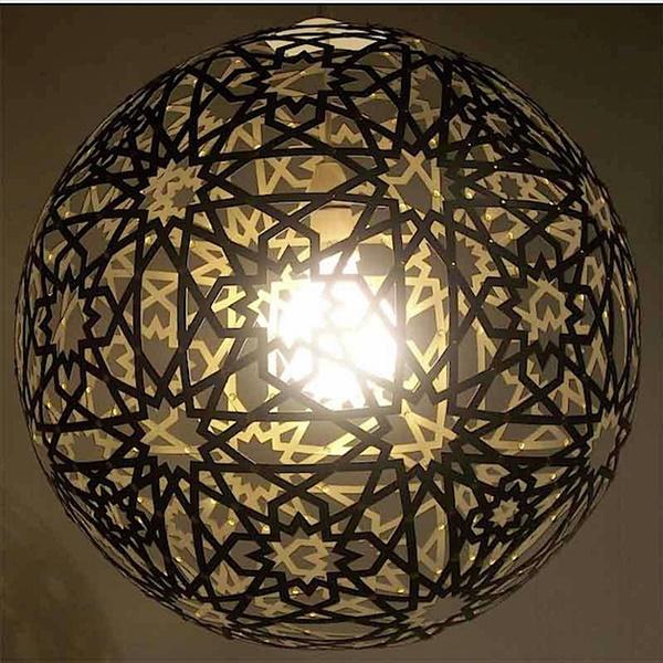 Cool DIY lamps idea