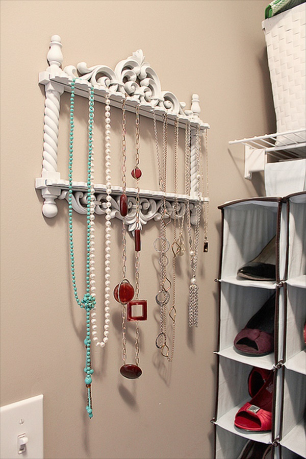 Cool Necklace Holder Ideas