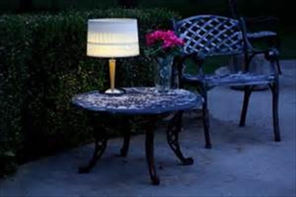 Do it yourself Solar Lamp ideas