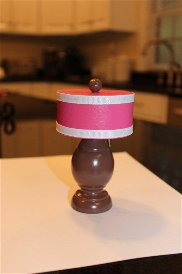 Luscious and Easy DIY table lamps ideas