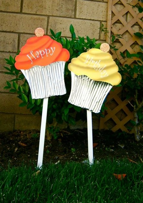 Cute Do it yourself lawn decorating ideas